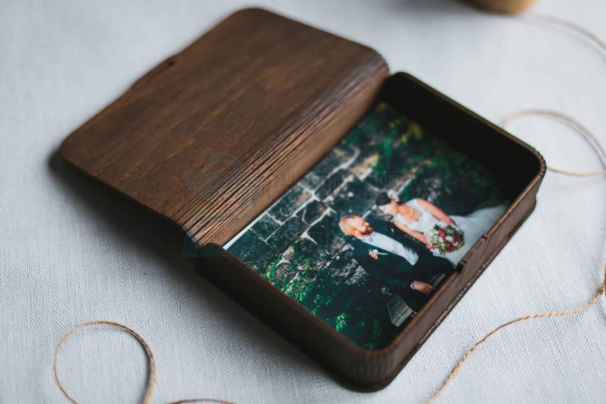 Коробка для фотографий 10х15 Visual