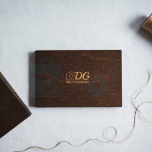 Коробка Classic для фото 15х21 и флешки