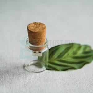 Флешка бутылочка
