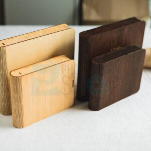 Размеры и цвета деревянных коробок для фото Elipse