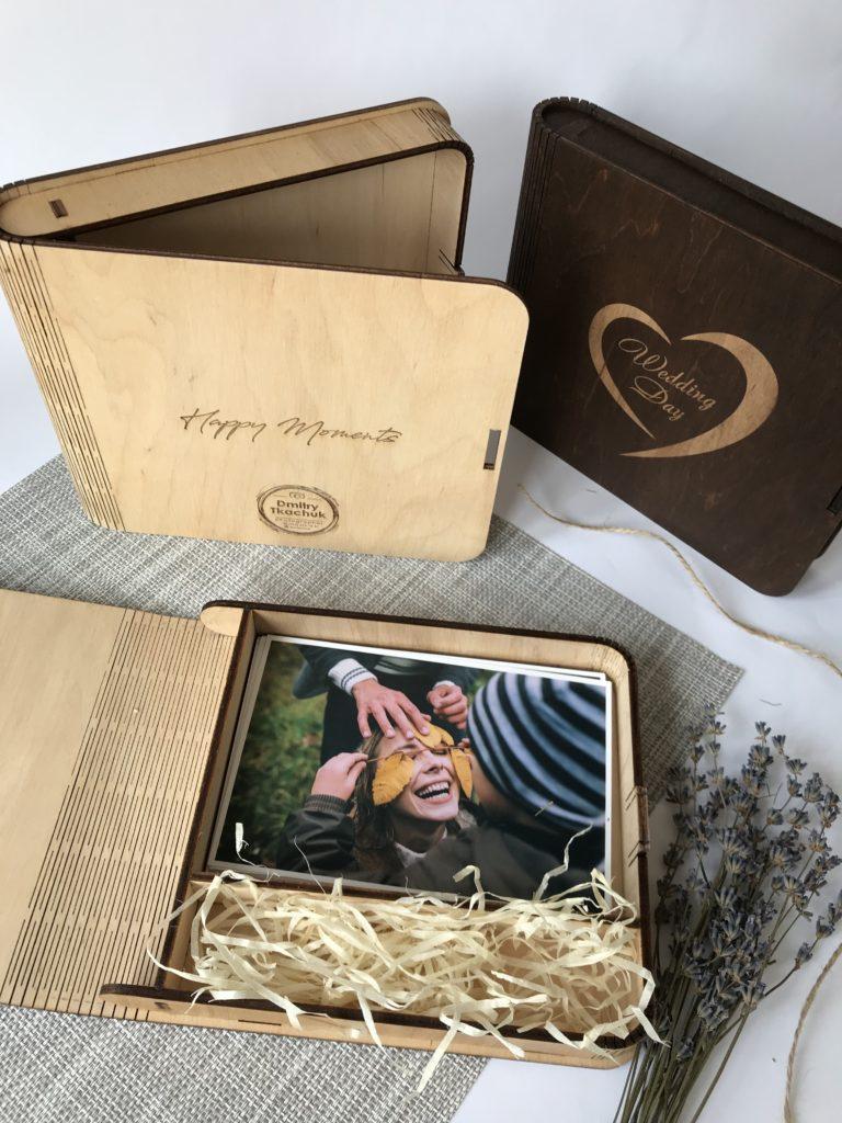 наша, твой фанерный короб для флешки и фото иго