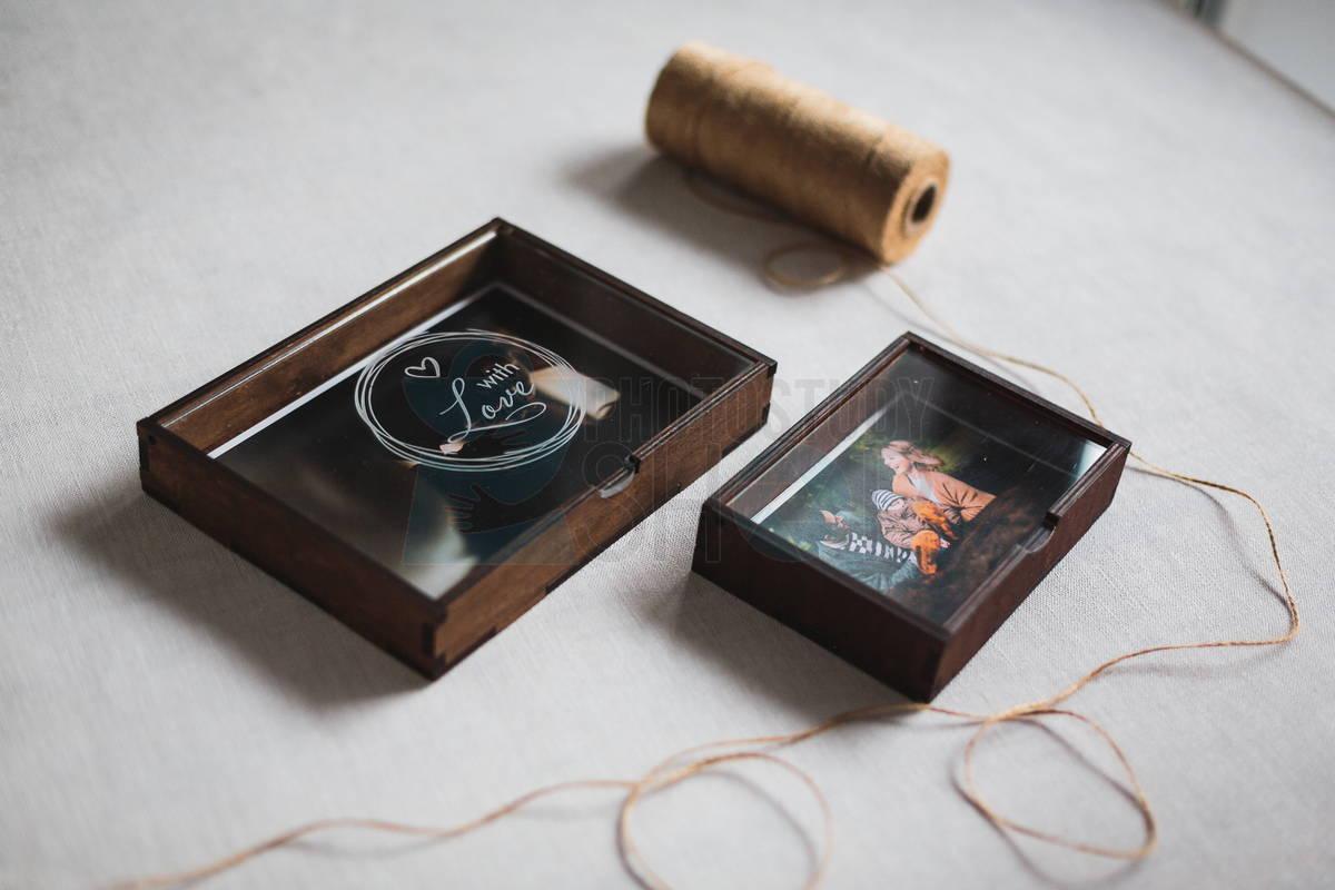Коробка для фото Modern